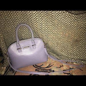 cute crossbody lavender bag